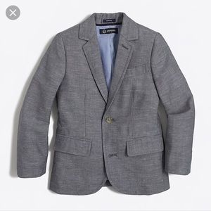 3T CrewCuts Boys' Thompson suit jacket and shorts